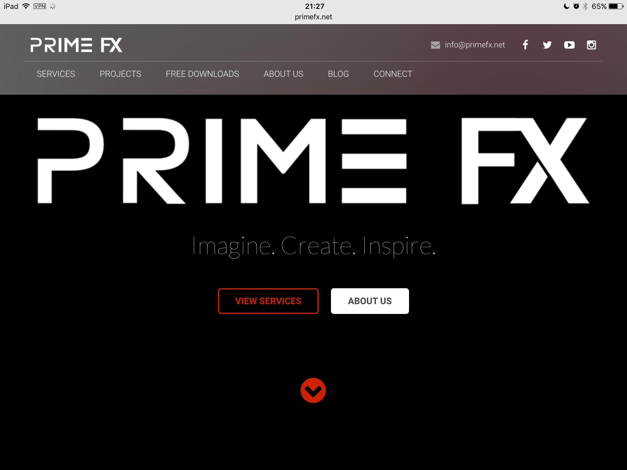 PrimeFX Studio
