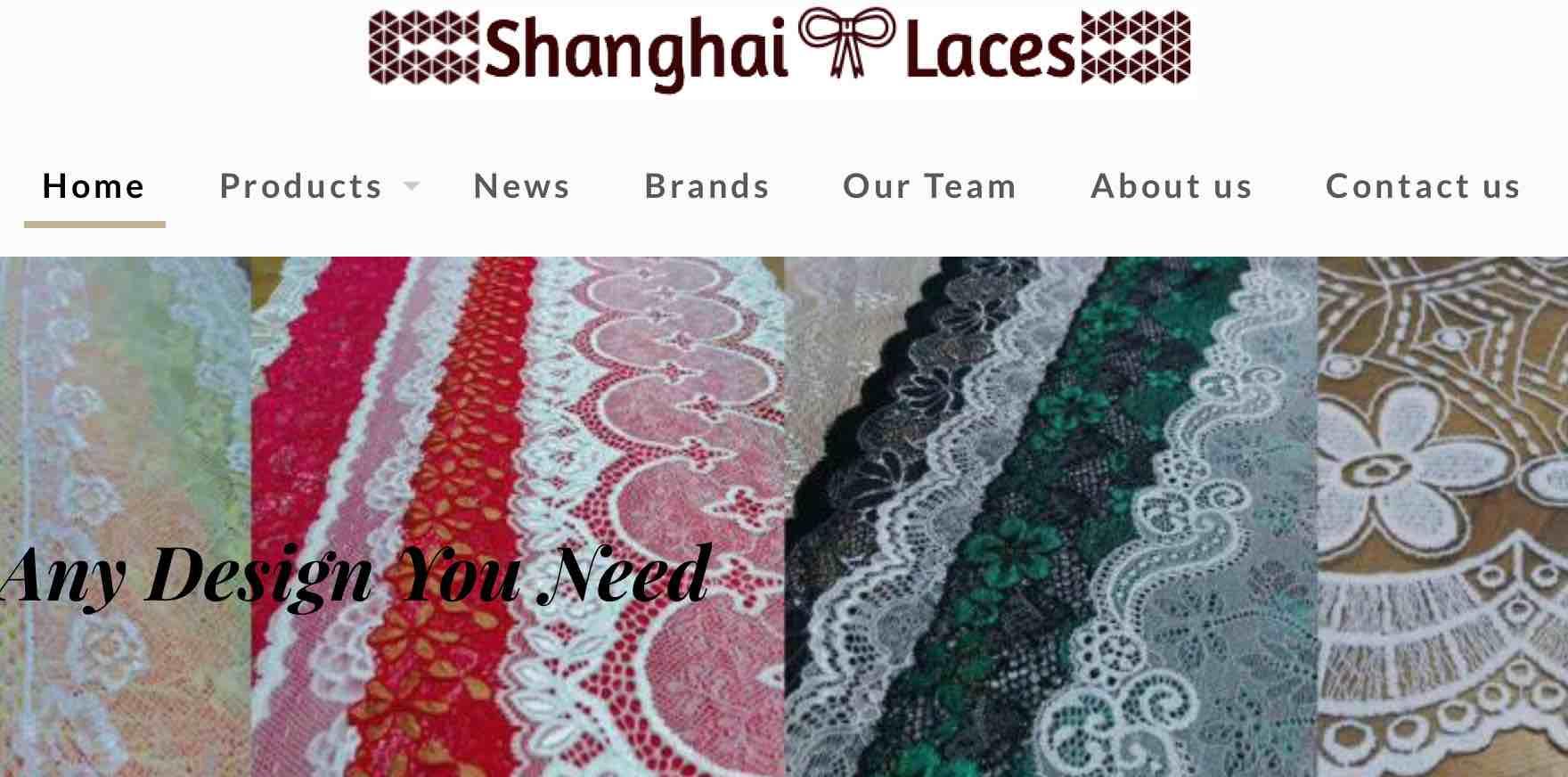 Shanghai Laces